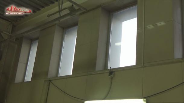 Мир детейлинга - окна в моечном боксе