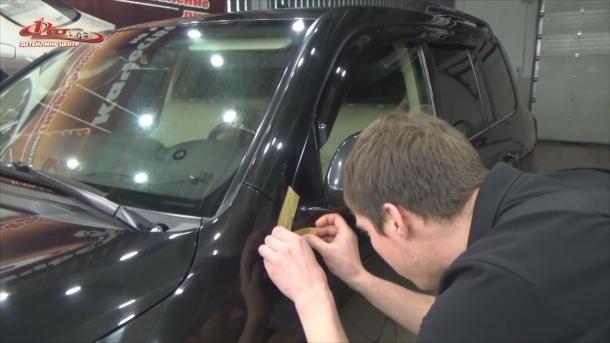 Подготовка автомобиля к полировке - Мир детейлинга