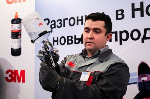 3M Russia - решения для автосервиса будущего