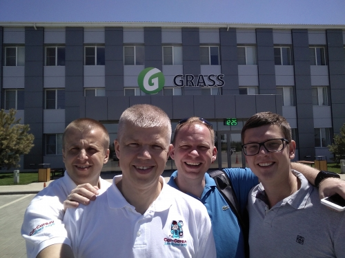 Офис GraSS