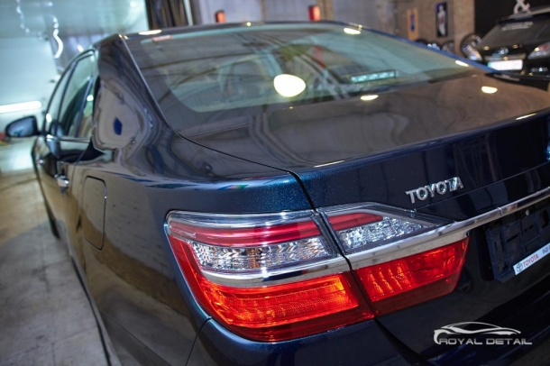 Toyota Camry &Everglass
