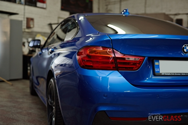 BMW & Everglass