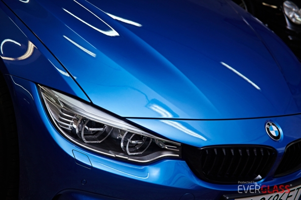 BMW 4 Gran Coupe & Everglass
