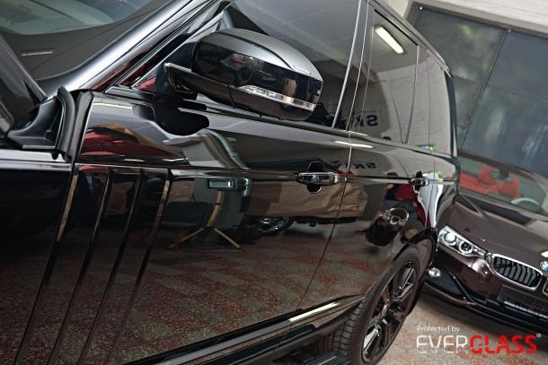 Range Rover Autobiography & Everglass