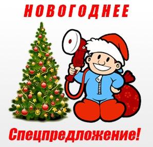 Новогоднее спецпредложение от Детейлинг-маркета