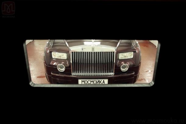 Rolls-Royce Phantom - Swissvax Mirage