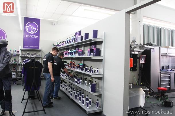 МосМойка & Nanolex Shop