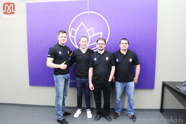 Florian Kessler & MosMouka Team
