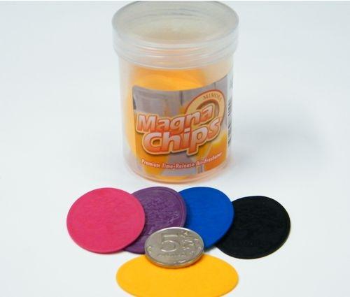 Размер чипсов