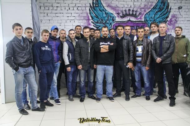Detailing Tour 2017 - Саратов