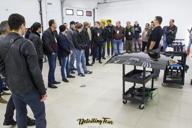 Detailing Tour 2017 - Ставрополь, Армавир, Краснодар, Сочи.